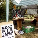 Aktion Lausitz ohne Kohle in Proschim 2015